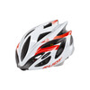 Rudy Project Rush Helmet White-Red Fluo (Shiny)
